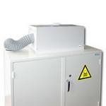 Caisson de ventilation et de filtration